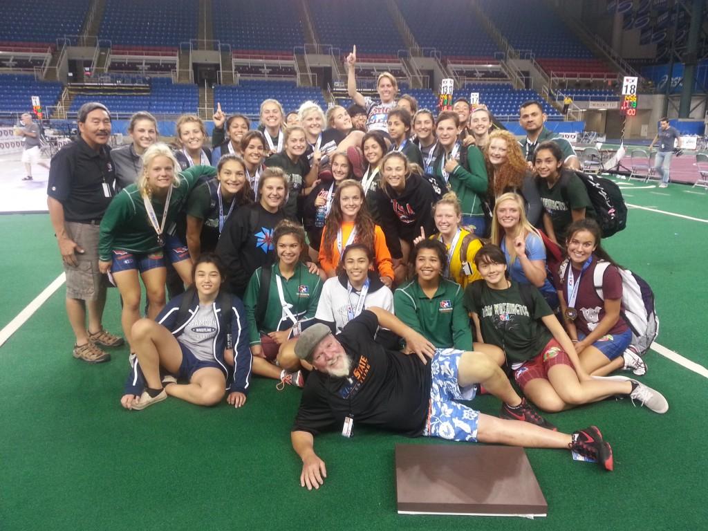 Girls Fargo Team 2014